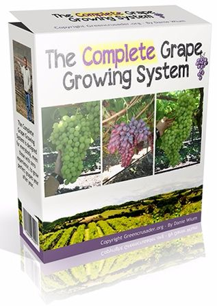 Complete Grape Growing System ebook cover