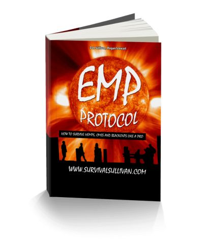 EMP Protocol ebook cover