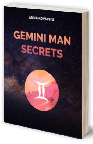 Gemini Man Secrets ebook cover