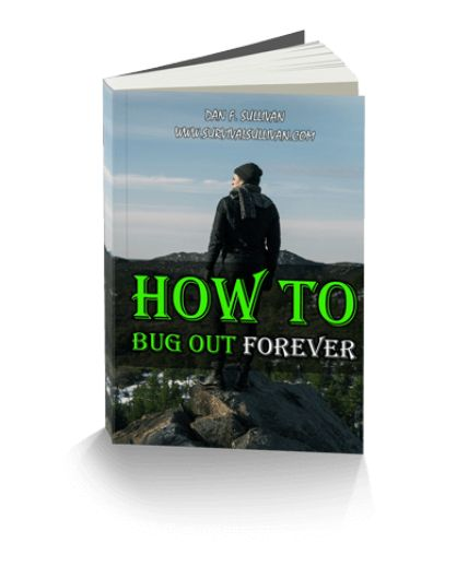 How To Bug Out Forever ebook cover