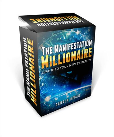Manifestation Millionaire ebook cover