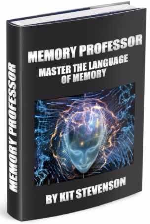 Memory Professor ebook cover