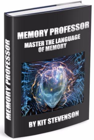 Memory Professor ebook cover