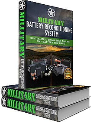 Military Battery Reconditioning ebook cover