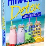 Primal Body Detox ebook cover
