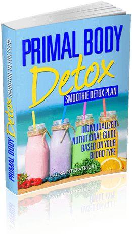 Primal Body Detox ebook cover