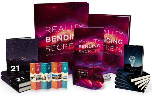 Reality Bending Secrets ebook cover
