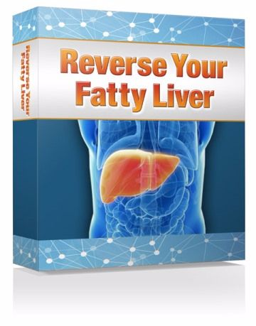 Reverse Your Fatty Liver ebook cover