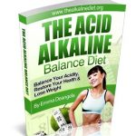 The Alkaline Diet ebook cover
