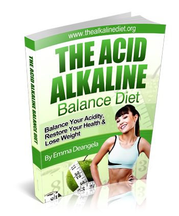 Alkaline Diet e-cover