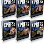 Xpress Fat Loss Workouts System ebook cover