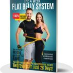 4 Week Flat Belly System ebook cover