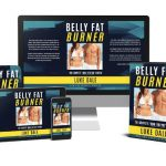 Belly Fat Burner System eBook cover