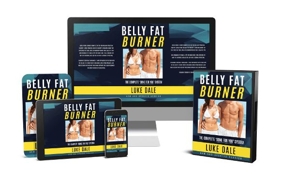 Belly Fat Burner system e-cover