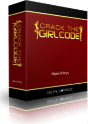 Crack the Girl Code ebook cover