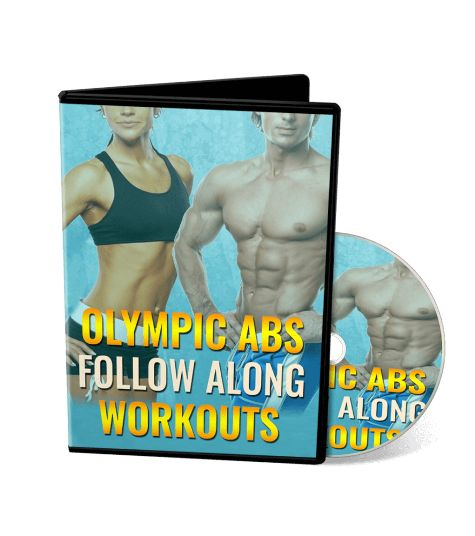 Olympic Abs System Ebook cover