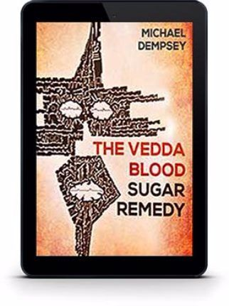 The Vedda Blood Sugar Remedy ebook cover