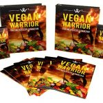 Vegan Warrior ebook cover