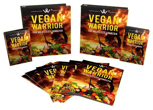 Vegan Warrior ebook cover