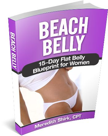 Beach Belly eBook cover
