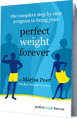 Perfect Weight Forever ebook cover