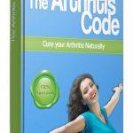 The Arthritis Code ebook cover