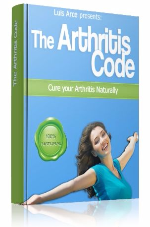 The Arthritis Code ebook cover