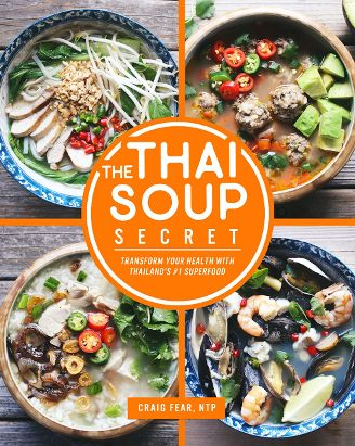 Thai Soup Secret e-cover