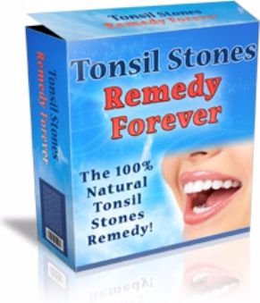 Tonsil Stones Remedy Forever ebook cover