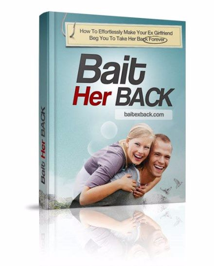 Bait Your Ex Back ebook cover