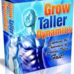 Grow Taller Dynamics ebook cover