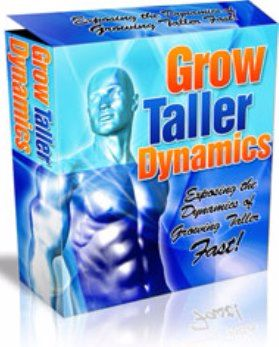 Grow Taller Dynamics ebook cover