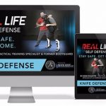 Real Life Self Defense book cover