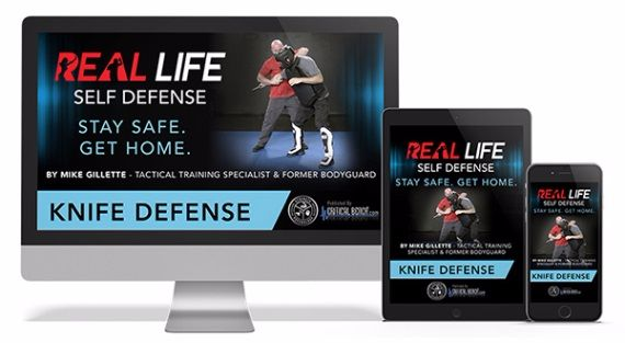 Real Life Self Defense e-cover