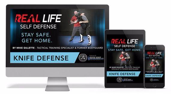 Real Life Self Defense book cover