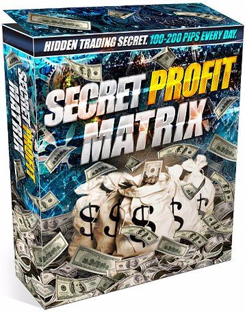 Secret Profit Matrix book cover