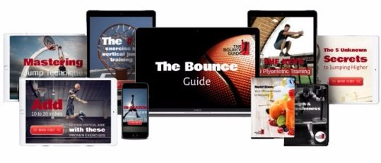the Bounce Guide e-cover