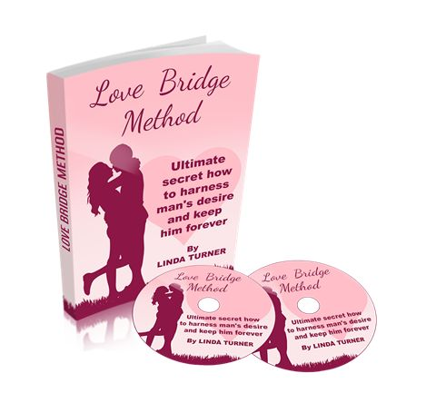 The Love Bridge Method ebook cover