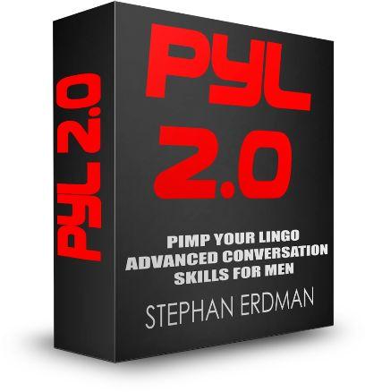 The Pimp Your Lingo 2.0 book cover