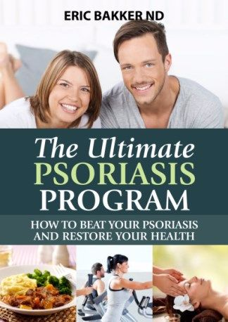 The Ultimate Psoriasis Program ebook cover
