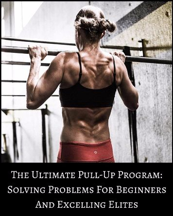 Ultimate Pull-up Program ebook cover