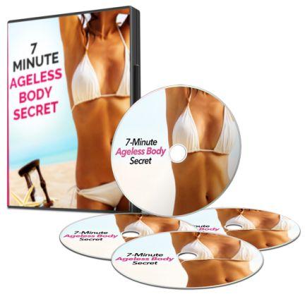 7 Minute Ageless Body Secret book cover
