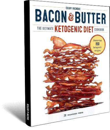 Bacon & Butter ebook cover