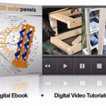 DIY 3D Solar Panels book cover