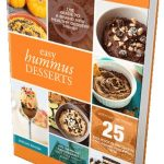 Easy Hummus Desserts book cover