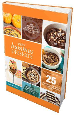 Easy Hummus Desserts e-cover