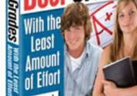 Get The Best Grades With the Least Amount of Effort book cover