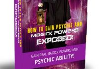 How To Gain Psychic And Magick Powers Exposed book cover