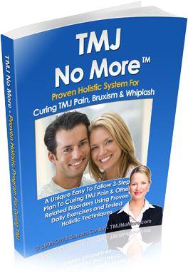 TMJ No More book cover