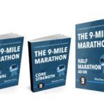 9-Mile Marathon Training ebook cover